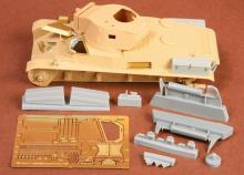 Toldi I (A20-B20) exterior set for Hobbyboss kit