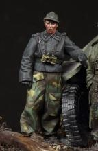 SS Panzer Recon Officer #1